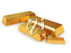 Gold bars clipart