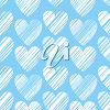 A background with hearts clipart