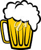 A beer clipart