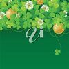 A saint patricks day background clipart