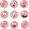 Different expressions clipart