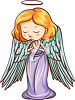 An angel clipart