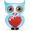 Clipart Illustration of a Valentine Heart
