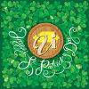 Celebrate St. Patrick's Day on March 17th Ilustration clipart