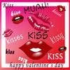 Lips and Kisses clipart
