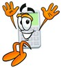 A calculator clipart