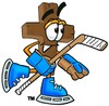 hockey player image