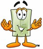 Light Switch Cartoon Character clipart