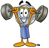 lifting weights image