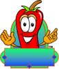 Cartoon Chili Pepper clipart