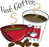 Cups of Coffee clipart
