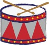 Snare Drum clipart