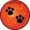 Pets Welcome clipart