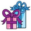 Wrapped Gifts clipart