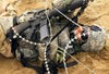 Female Soldier Squeezing Under Razor Wire During Training. clipart