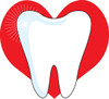 dental image of a healthy tooth clipart