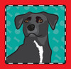 Mutt dog icon clipart